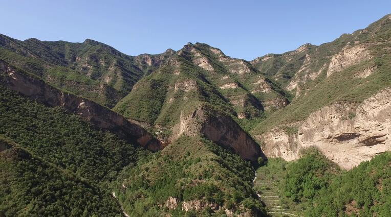 爬山观景区1