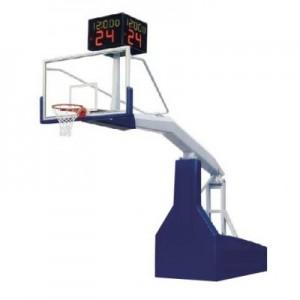 豪华型电动(或手动)液压篮球架