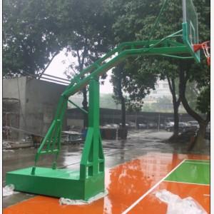 平箱式仿液压篮球架