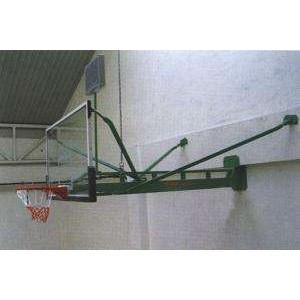 悬臂式比赛篮球架