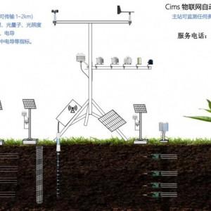 Cims 科研物联网综合气象站