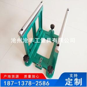 辽宁砂轮平衡支架 叶轮平衡支架 静平衡仪 沧丰工量具专业销售