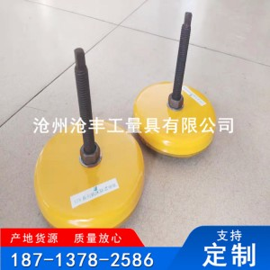 s78-10长城减震垫铁 冲床防震垫铁 橡胶减震垫 避震垫脚