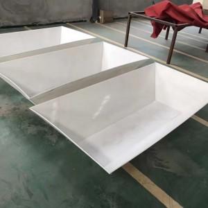 郑州飞沃环保设备pp.pvc.pe塑料焊接制品pp槽子