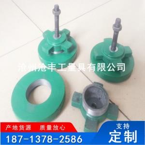 上海 s78-7机床减震垫铁 防震垫脚 防震垫铁