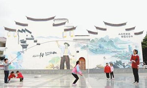 江西省:乡村更宜居 美丽入画来