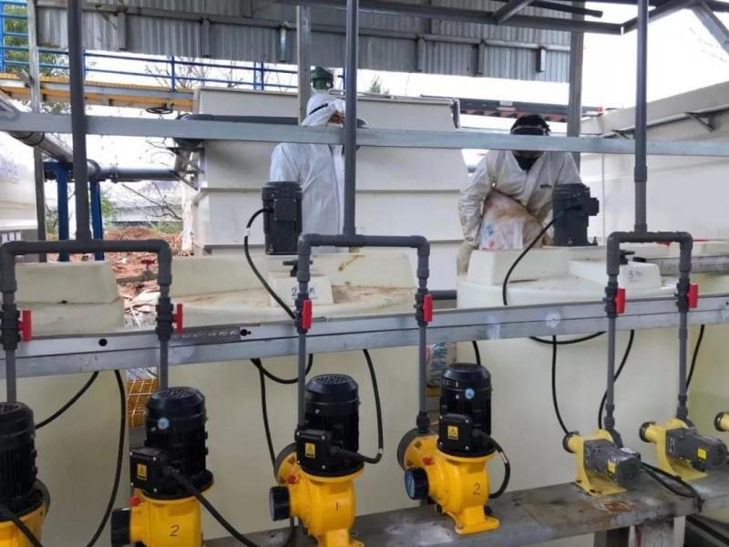 工业园区污水处理项目投资运维管理
